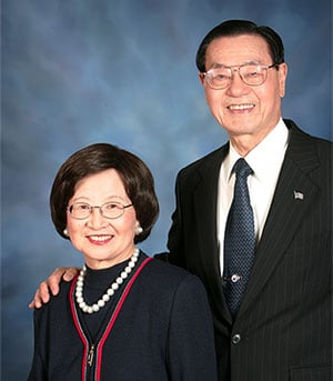 James and Ruth Chao
