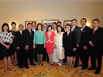 Chao family ILF Gala