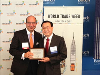 Dr. James S.C. Chao Honored - ...